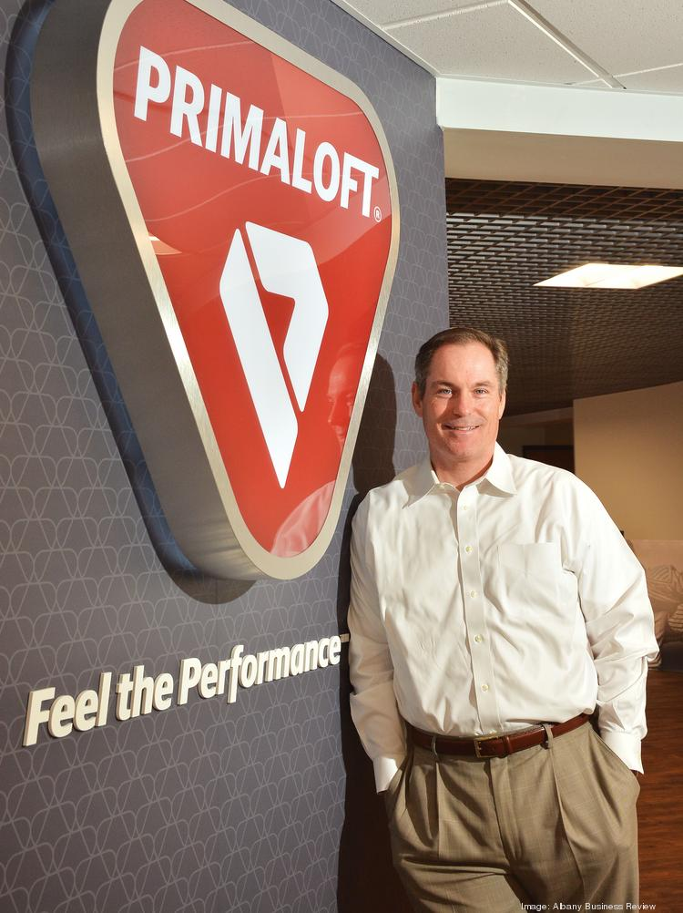 Mike Joyce is president and CEO of PrimaLoft Inc.