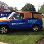 PNC bank-on-wheels rolling through Columbus for test run