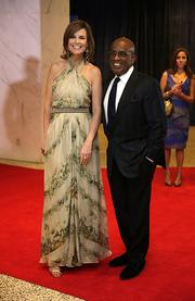 Savannah Guthrie and Al Roker of NBC's Today.