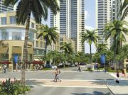 """Dubbed """"Live, Work, Play, Aiea,"""" the development will feature reconfigured streets and 143,000 square feet of retail and commercial space."""