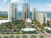 The development calls for up to 1,500 residential units in five buildings, with views of Pearl Harbor.