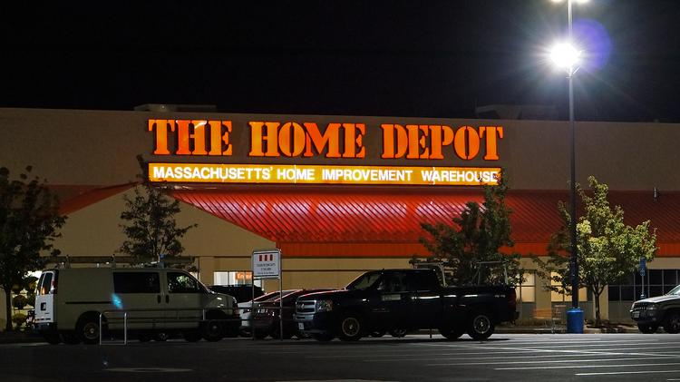 Home Depot is reportedly been the victim of a major data breach.