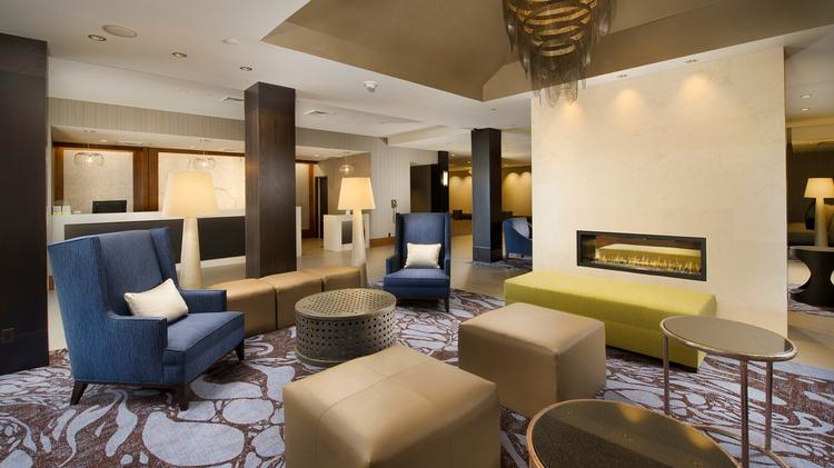 The Crowne Plaza hotel at Seattle-Tacoma International Airport has undergone a $9 million renovation.