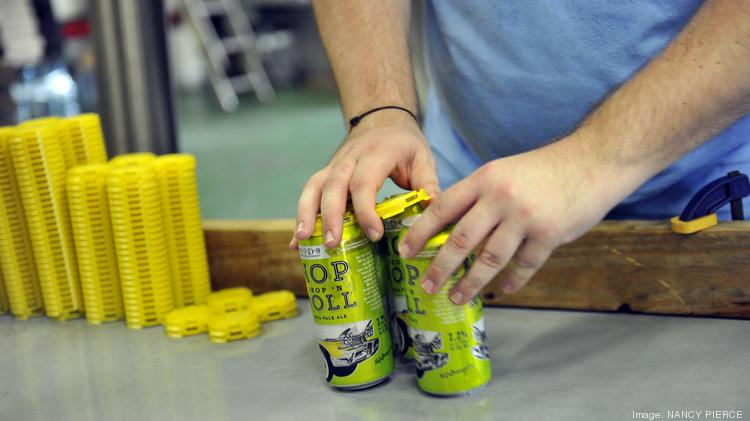 NoDa Brewing Co. has an eye on purchasing canning equipment as it expands.