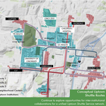 ANALYSIS: Why the streetcar isn't in Uptown's master plan
