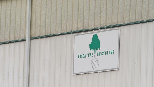 Jonathan Yob, registered owner of JY Creative Holdings Inc., is the former CEO of Creative Recycling Systems in Tampa.
