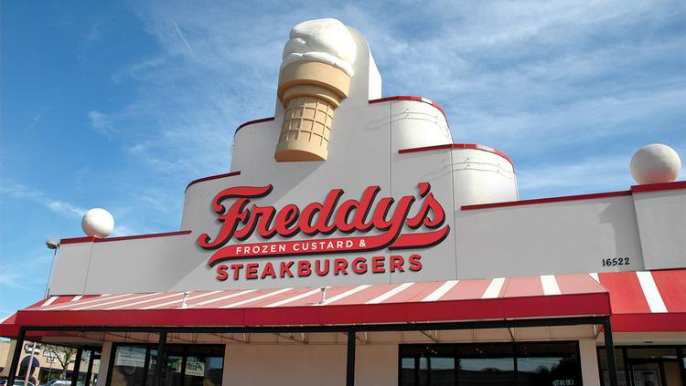 Freddy's Frozen Custard & Steakburgers has plans for more than 20 stores in Central Florida, with the first location opening this fall.