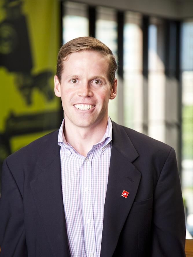 Matt Fates, a partner at Ascent Venture Partners, says creativity is essential to data.