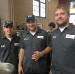 Bagpiping mayor helps Tin Whiskers Brewing open in St. Paul