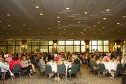 The Women in Business Expo and Luncheon drew top businesswomen from throughout the Triad.
