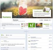 Humana's Facebook page can be seen here.