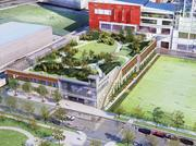 The British School of Chicago has released a rendering of its South Loop campus that will open in September, 2015.
