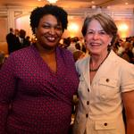 <strong>Abrams</strong> re-elected Georgia House minority leader