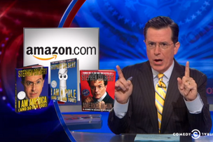 Colbert vs. Amazon