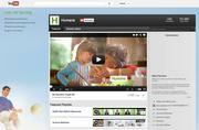 In addition to Facebook and Twitter accounts, Humana also has a YouTube page.