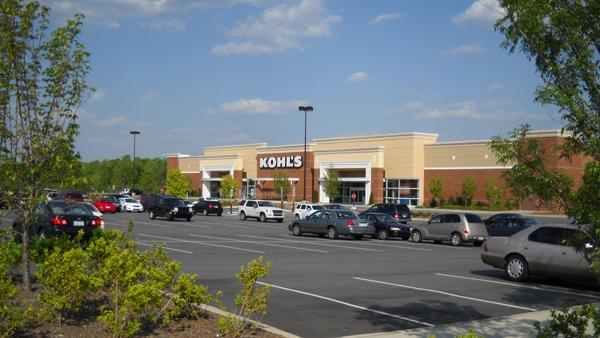 Weingarten Realty has acquired the Wake Forest Crossing II shopping center in Wake Forest that's anchored by Kohl's department store.