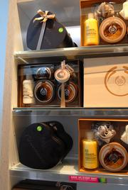 One area that The Body Shop has expanded in recent years has been its gift box options for holidays throughout the year, including Mother's Day, birthdays, graduation events and, of course, Christmas.
