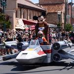 The force returns: Disney announces dates for Star Wars Weekends 2015