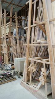 What would a lumberyard be without lumber?