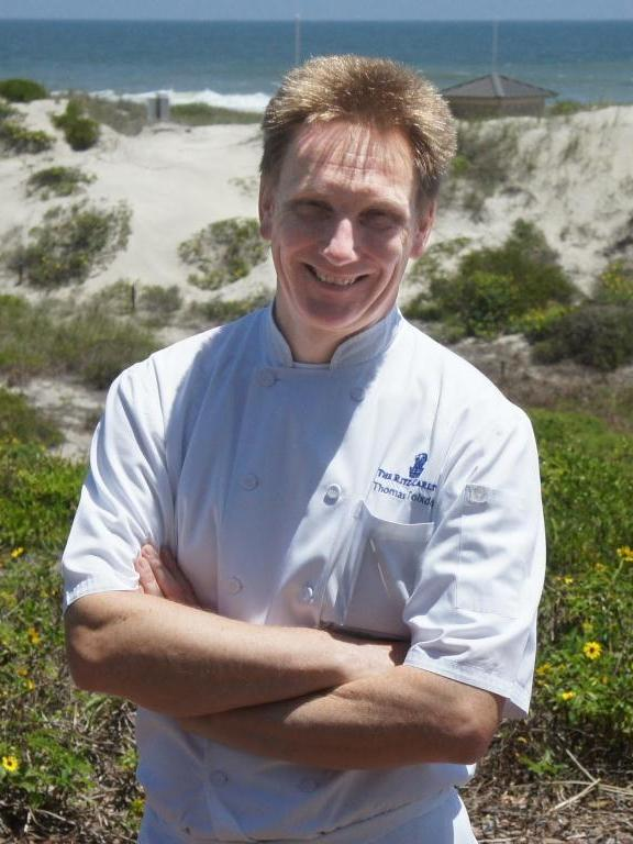 "Executive Chief Thomas Tolxdorf helped ""change the culinary landscape"" of North Florida."