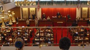 N.C. lawmakers are expected to vote on film tax credits and privatization of state Commerce Department this evening.