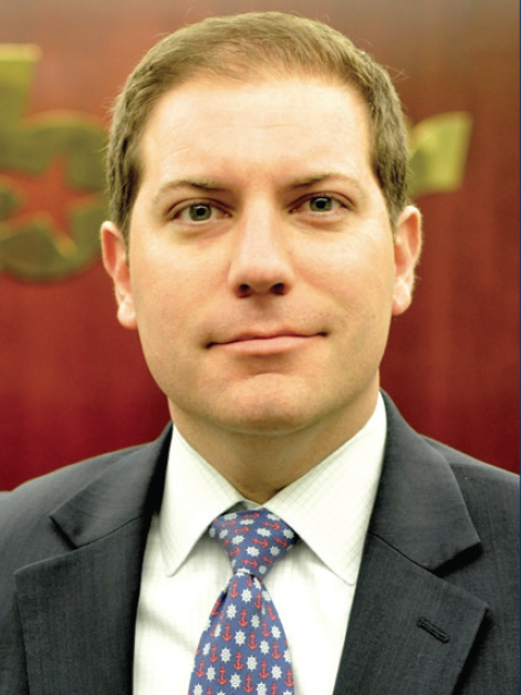 Chris Ensey is the chief operating officer of Dunbar Digital Armor and the convener of the consortium.