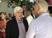 Former Sen. Chris Dodd, chief executive of the Motion Picture Association of America