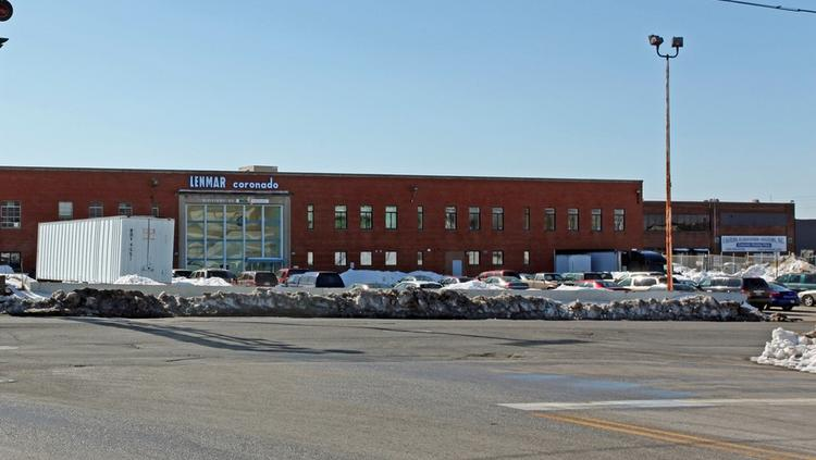 BJ's Wholesale Club is planning to open a store at the former Lenmar Corp. warehouse at 4701 O'Donnell St. in Baltimore.