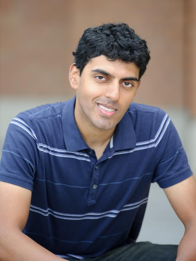 "MIT alum Vinith Misra talks about his work behind the scenes on HBO's ""Silicon Valley."""