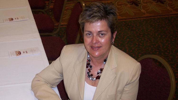 Cindy Hollowood is general manager of the Holiday Inn in Saratoga Springs, New York.