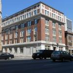 Historic Broadway building undergoes rehab as Southeast law firm moves in