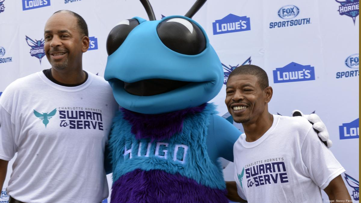 Dell Curry fills bigger shoes for Charlotte Hornets Charlotte