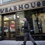 Men's Wearhouse eyes major expansion following merger