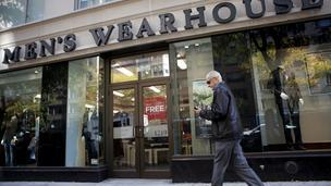 Men's Wearhouse plans to open 100 new stores in the next year, according to Stifel Nicolaus analyst Richard Jaffe.