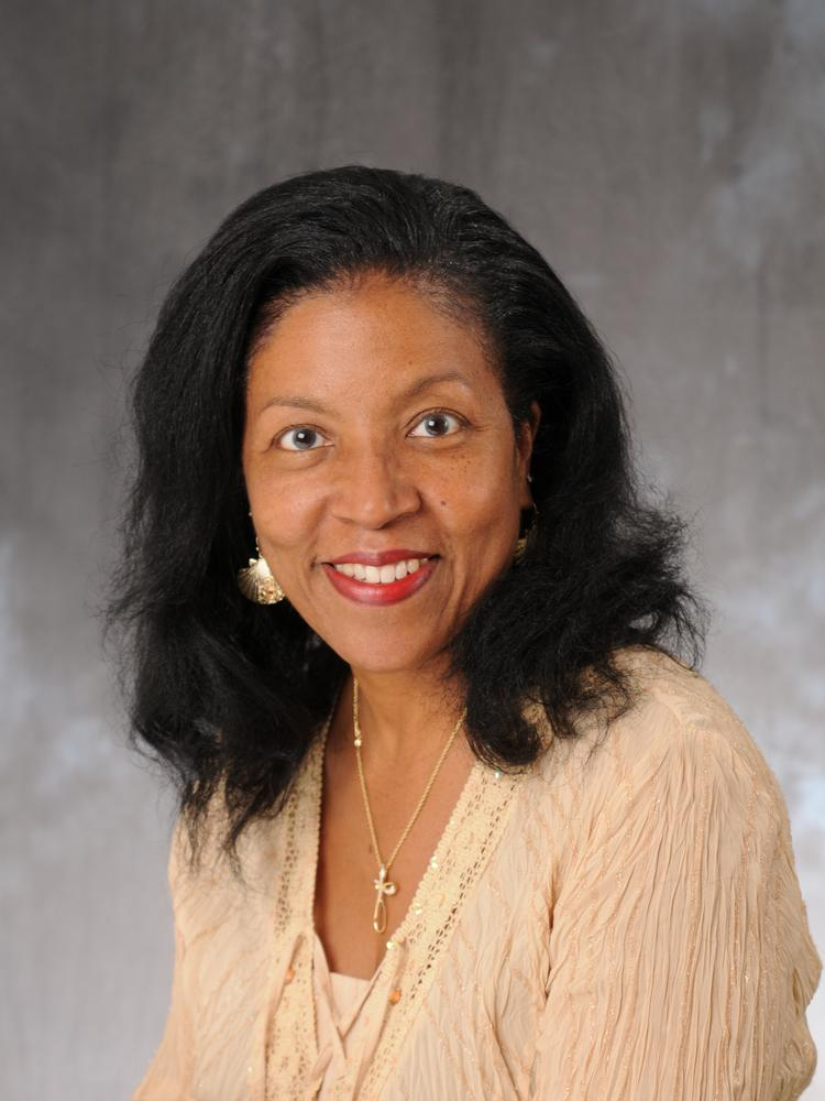 Dr. Nathalie Johnson, medical director of Legacy Cancer Institute and principal investigator of the study.