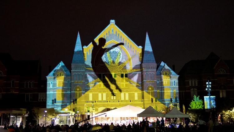 Tickets to the Lumenocity event sold out in a matter of minutes.