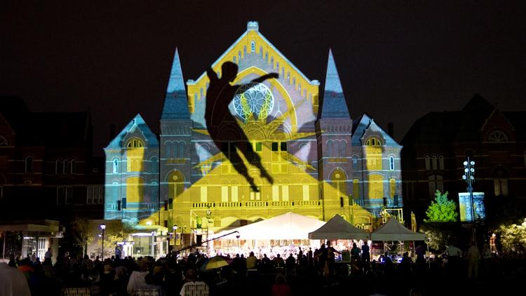 Organizers will announce an expansion of LumenoCity today.