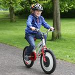 The perfectly balanced Jyrobike doesn't need training wheels, but gets a boost from Kickstarter