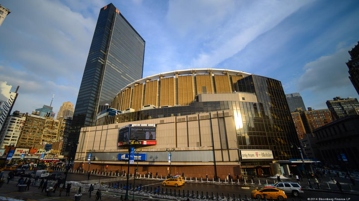 Madison Square Garden Company looking at splitting sports from other ...