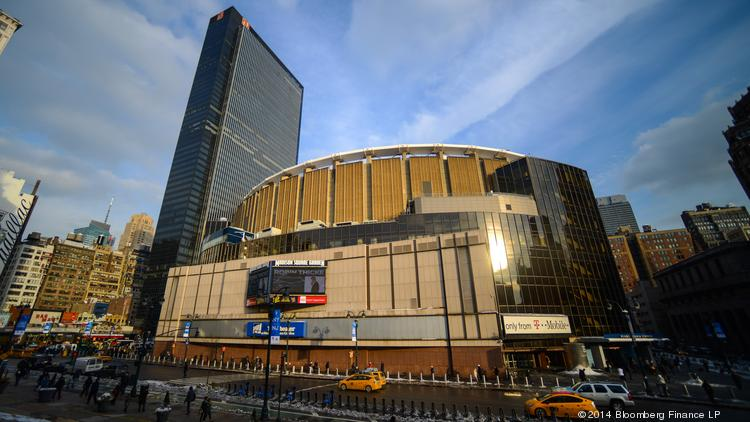 Madison Square Garden Company looking at splitting sports