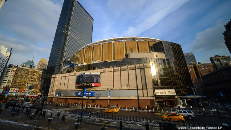 Madison Square Garden Co to split into two companies