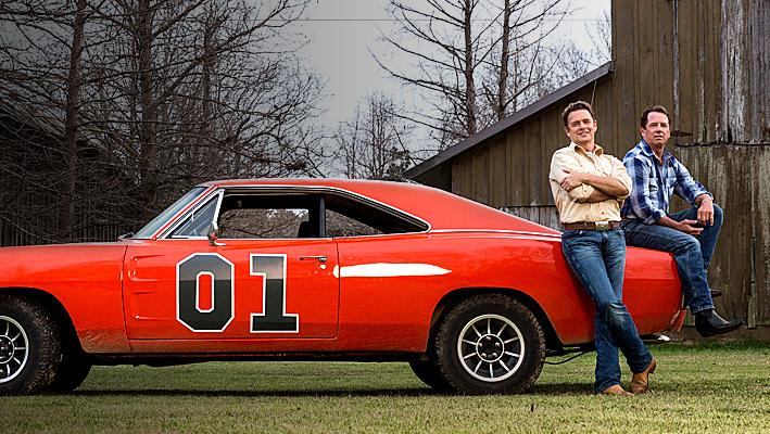 Duke Boys to star in new AutoTrader ads VIDEO