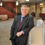 Albany College of Pharmacy and Health Sciences names student center after retiring president