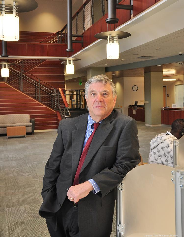 James Gozzo, president of Albany College of Pharmacy and Health Sciences, says New York's Capital Region needs to do a better job of marketing all of its attractions which will help attract more prospective college students to the area.
