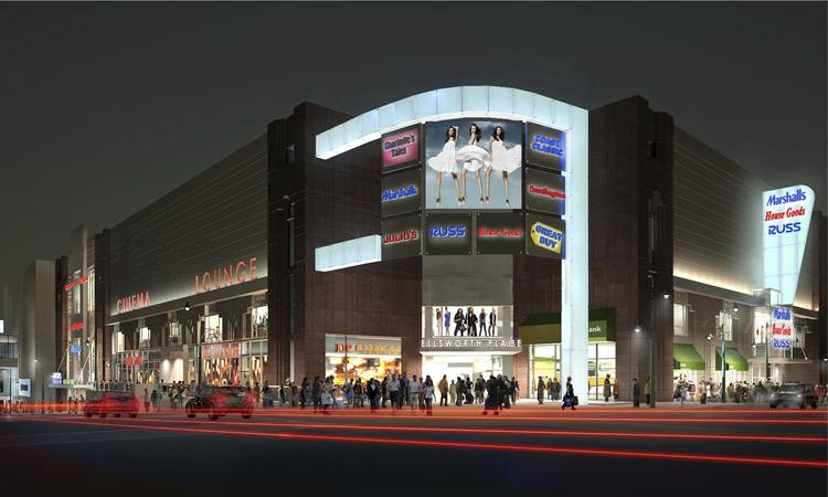 Petrie Ross Ventures is planning a multimillion-dollar renovation to its City Place Mall in downtown Silver Spring.