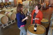 Seven Bridges Winery is owned by Jill Ross who founded it in 2008.It is located at It is located at 2303 N. Harding Ave.