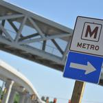 Good morning and welcome to your Monday, and good luck parking at some of the new Metro Silver Line stations