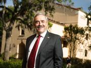 Craig McAllaster, the former dean of the Rollins College, has been appointed interim president of Rollins College.