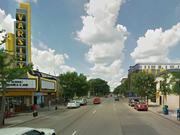 The new apartment complex would be located one block away from the Varsity Theater in Dinkytown.