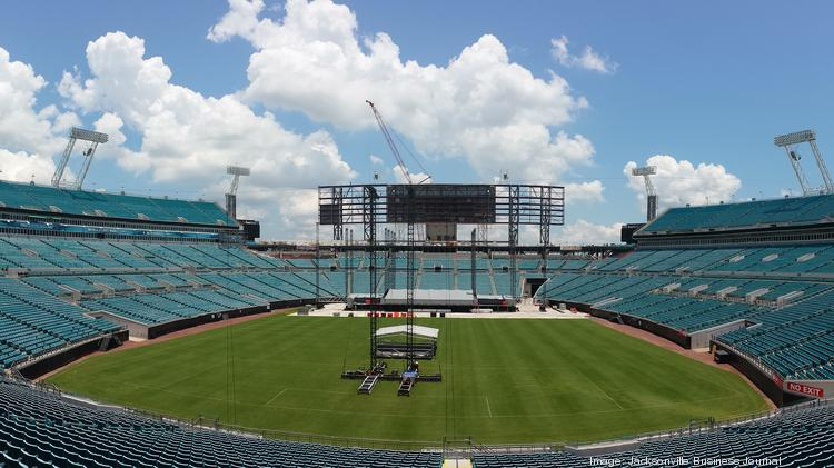 Area media got a tour of the EverBank renovation on Tuesday June 10 2014.